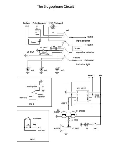 slugophone schematic